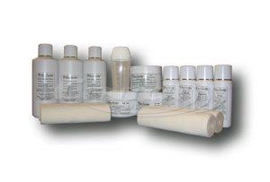 Wiener test-tekercselés kosmetikum-termekek